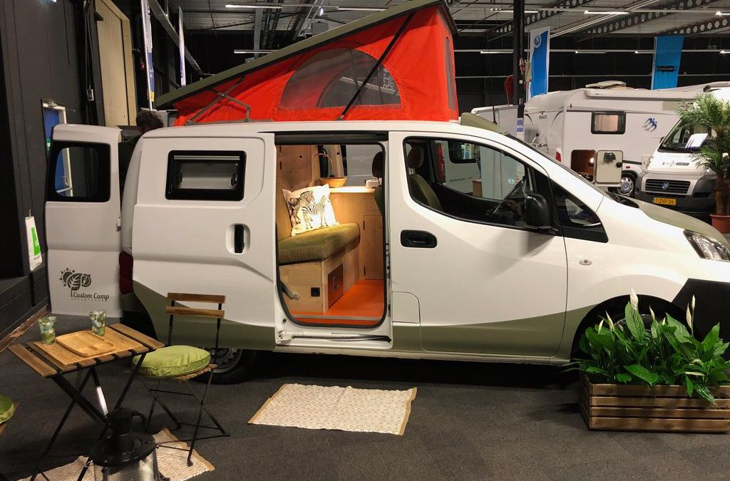 CustomCamp op de camperbeurs!