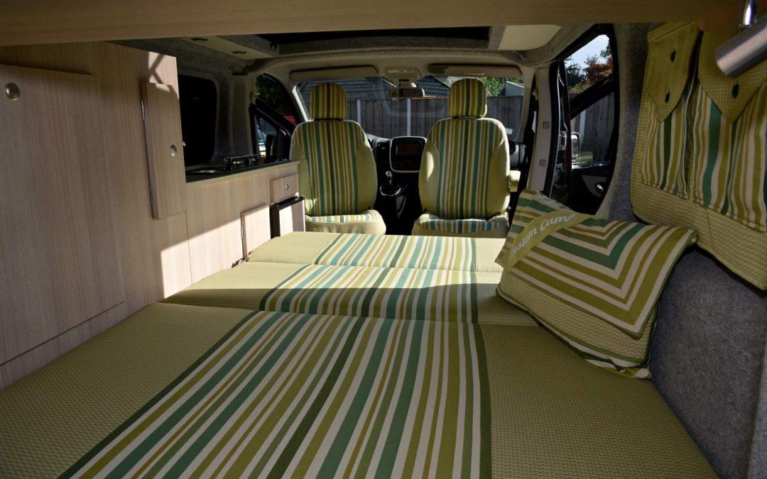 Renault Trafic camper 490 cm