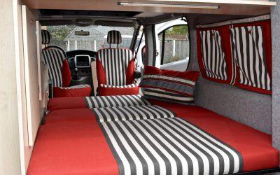 Renault Trafic camper L2H1