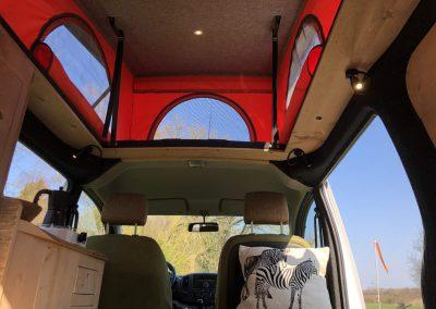 Nissan NV200 camper.10