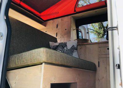 Nissan NV200 camper.17