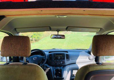 Nissan NV200 camper.19