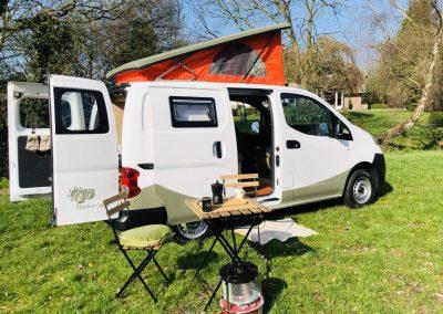 Nissan NV200 camper.31