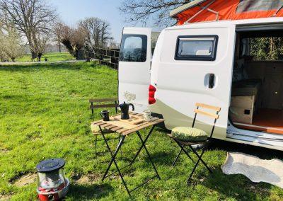 Nissan NV200 camper.32