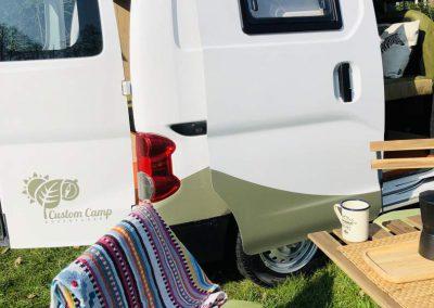 Nissan NV200 camper.4
