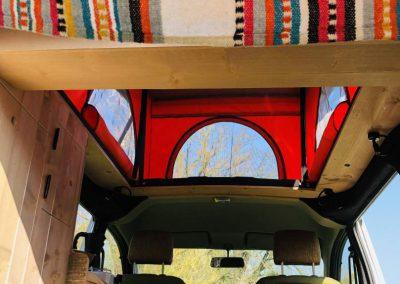 Nissan NV200 camper.8
