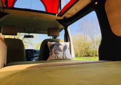 Nissan NV200 camper.9