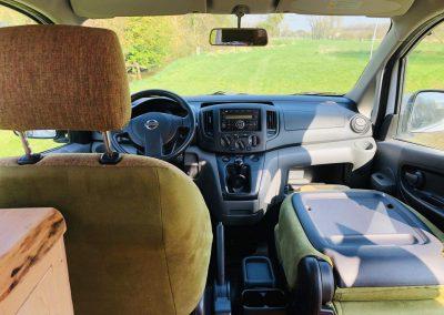 Nissan Nv200 camper.20