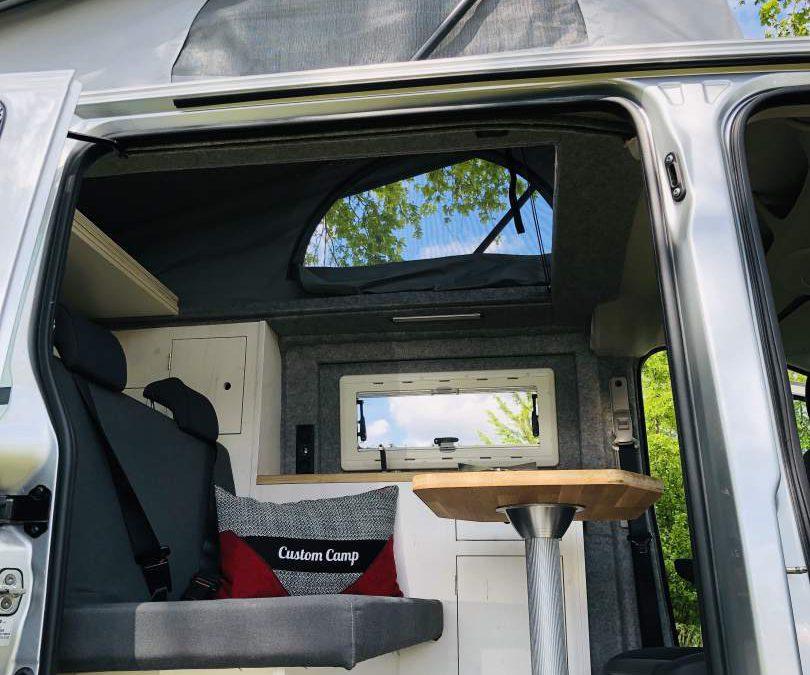 Peugeot Expert camper