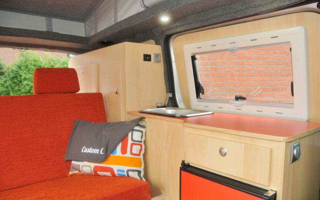 Peugeot Expert L1H1 camper