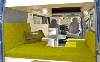 Ford Transit L2H2 camper