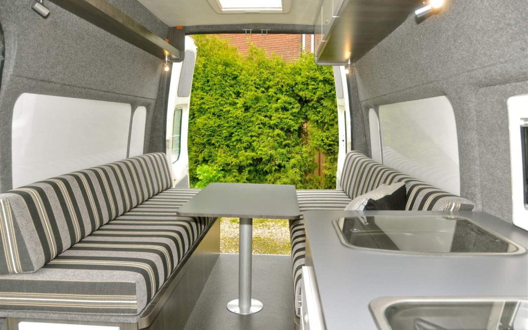Ford Transit L3H2 camper