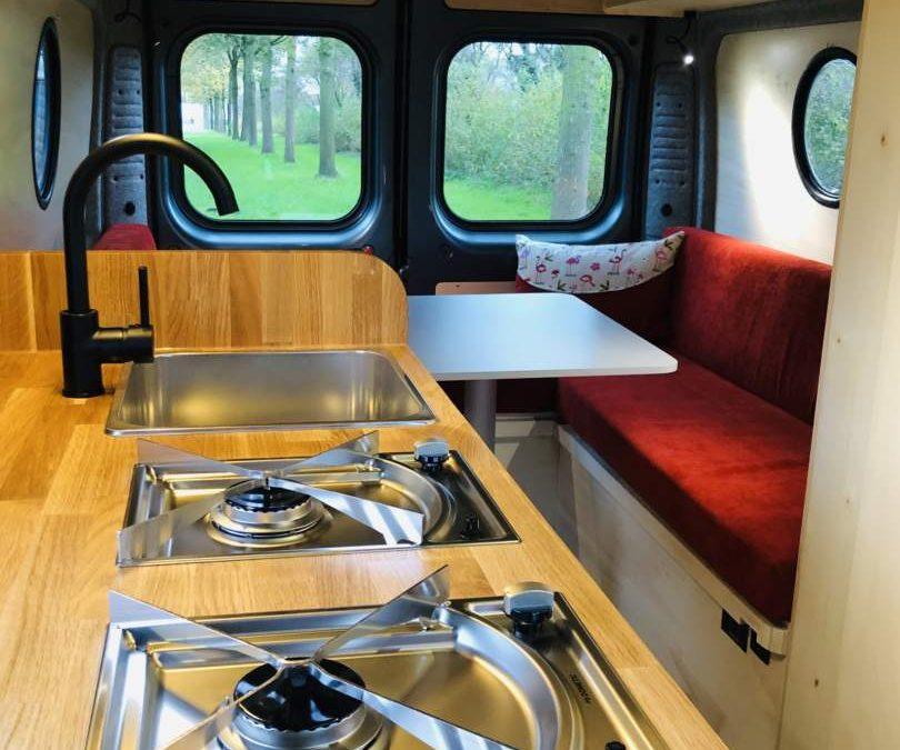 Fiat Ducato L3H2 camper