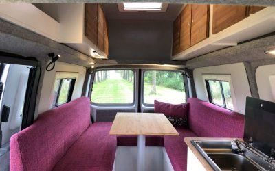 VW T6 camper hoogdak