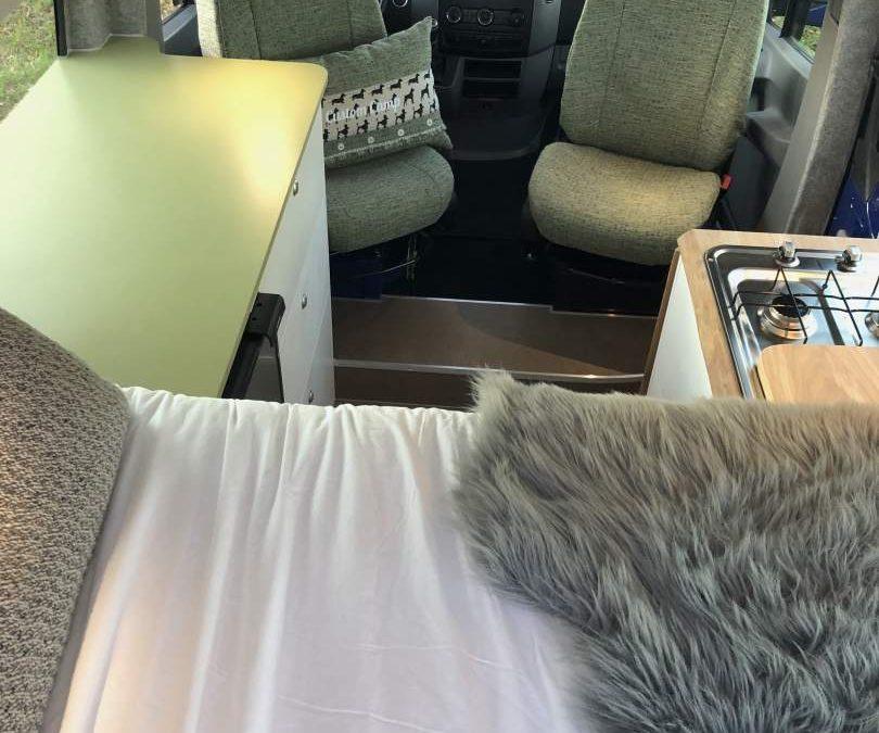 MB Sprinter campervan