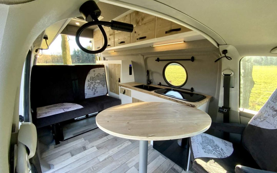 4×4 camper VW T5