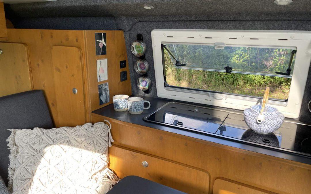 VW T5 camper te koop